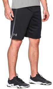 2XL ツルサラ素材 アンダーアーマー メンズ テック ショーツ 検 ヒートギア ハーフ ショート パンツ ランニング スポーツ ブラック 黒 XXL
