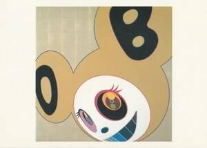 【新品・未使用】即決♪村上隆ポストカードDOBカイカイキキTonari no Jingaro六本木ヒルズTakashi Murakami