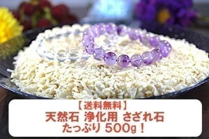 【送料無料】たっぷり 500g さざれ 小サイズ 白珊瑚 サンゴ コーラル パワーストーン 天然石 ブレスレット 浄化用 さざれ石 チップ ※5