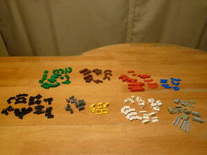 LEGO 特殊なパーツ9色の色々セット