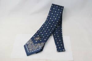 ☆新品未使用品☆KIMIJIMA COLLECTION キミジマ コレクション ネイビー シルク絹100%ネクタイ 日本製