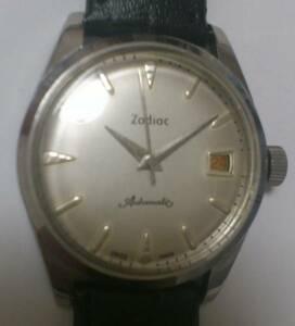 ゾディアック◆Automatic◆アンティーク◆品のある素敵な腕時計!