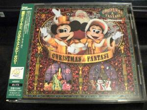 CD「東京ディズニーランド クリスマス・ファンタジー2001」★