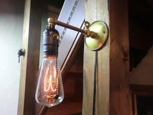 米国ガス灯アームウォールランプショップヴィンテージモダン照明