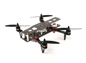 AquaPC★250 CarbonFibreFolding Quadcopter With StorageCase★