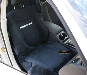 HUMMER H2 H3 ハマーH1 H2 H3 シートカバー タオル レジャー シート保護 簡単装着 洗濯可 GMオフィシャル