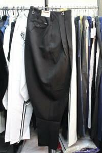 【感謝セール■ヒザボンコレクション■ラスト在庫■K YOSHIHIRO■黒色■ヒザボンタン】サイズM~3L(91cm)【2×50×42×18】気志團