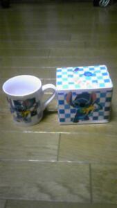 スティッチのマグカップ!