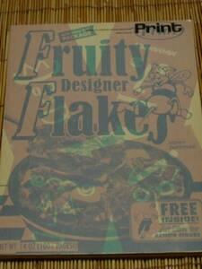 ★USED書籍『FRUITY DESIGNER FLAKES(USA版)』送料無料