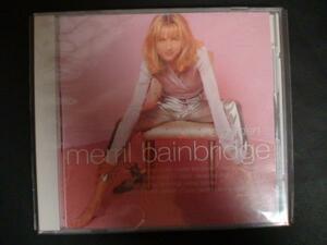 CD メリル・ベインブリッジ the garden