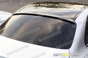 ベンツ W205 セダン リアルーフスポイラー 各純正色塗装済 OE