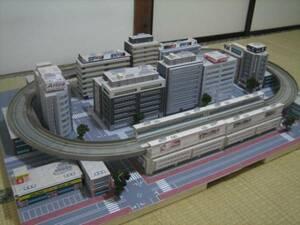 鉄道模型 組立式レイアウト