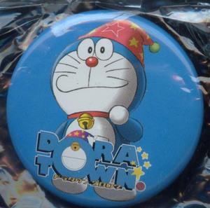 ドラえもん☆DORATOWN☆ドラタウン☆缶バッジ☆2007☆魔界大冒険