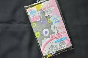 『送料無料』★可愛いぃ★女児160 サニタリーショーツ★グレー花
