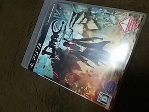 PS3★ディーエムシー デビル メイ クライ★説明書有★プレステ3