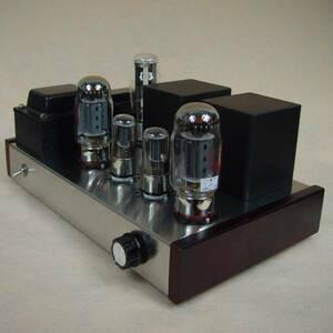 6n8p+KT88 5球シングル真空管ステレオパワーアンプ