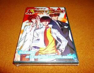 新品DVD 【炎の蜃気楼】 TV全13話+OVA全3話BOX!北米版
