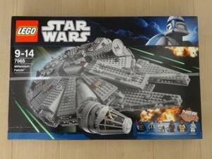 LEGO STARWARS 7965 レゴ スターウォーズ ミレニアムファルコン