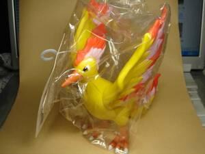 未使用品 ポケットモンスター ポケモンデラックスフィギュアコレクション 19 ファイヤー ポケモン ソフビ人形