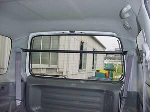 * Jimny JB23 rear pillar bar new goods rigidity ... up