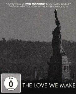 新品BD送料無料☆THE LOVE WE MAKE ~9.11からコンサート・フォー・ニューヨーク・シティへの軌跡☆ポール・マッカトニー/Paul McCartney