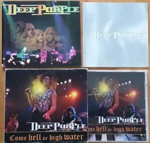 ☆即決!ハードカバー仕様!ディープ・パープル:ライヴ紫の閃光 CD