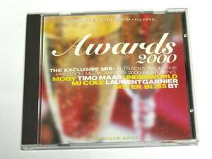 Ericsson Muzik Awards 2000 / V.A. Moby,Underworld,MJ Cole,Layo & Bushwacka! BT,Laurent Garnier,Timo Maas,Sister Bliss
