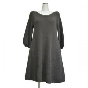 FOXEY エレガントニット ドレス ワンピース R2-42285