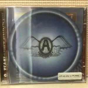 エアロスミス/O, Yeah! Ultimate Aerosmith Hits輸入盤2枚組CD