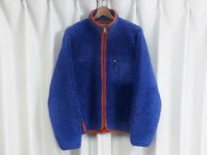 ◆美品◆Patagonia パタゴニア クラシックレトロカーディガン SP2001 USA アメリカ製 ヴィンテージ リサイクル パイル フリース ジャケット