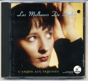 CD LES MALHEURS DE SOPHIE (ソフィー)/ L'amour Aux Trousses