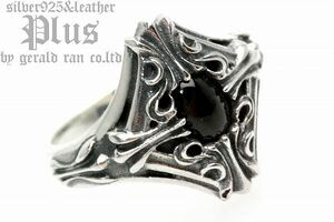 ★ Limited Soldout Special! Pure Silver Bluttic Loss Ring 21 ★ PSL01