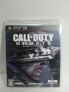 Call of Duty Ghosts コールオブデューティ ゴースト ps3