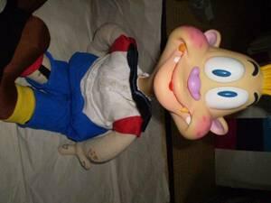 新品 レア アメコミ 人形 ソフビ ぬいぐるみ 特大 フィギュア us toy 雑貨 アメコミ 海外キャラクター ビンテージ レトロ figure doll