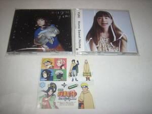 YUKI(J&M)のCD2枚セット+おまけCD!!