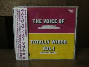 ●CD●THE VOICE OF TOTALLY WIRED Vol.1 / 1993 国内盤コンピ / Music from ACID JAZZ and First Release of MO'MUSIC Label