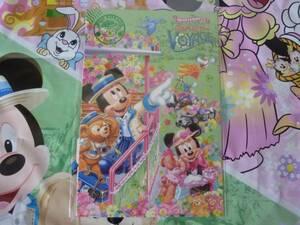 即決♪新品未使用♪東京ディズニーシー ミッキーとダッフィーのスプリングヴォヤッジ 2014 ポストカード♪TDR TDL TDS♪