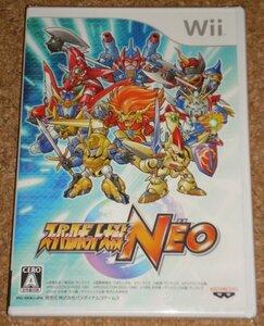 ◆新品◆Wii スーパーロボット大戦NEO