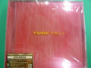 新品!TUBE/灼熱らぶ 初回生産限定盤!!