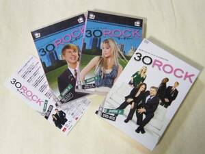 DVD-BOX 30ROCK/サーティー・ロック - シーズン2 コンプリート