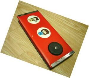 ◆ 昭和レトロ へたうま イラスト 変? ペンケース 筆箱 文房具 ステショナリー