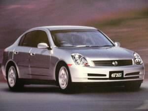 旧車!日産 スカイラインのカタログ「2001/7」