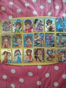 カードキャプターさくら 劇場版 アマダPPカード 全246種コンプ