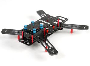 AquaPC★Premium 250mm FPV Ready Quad Copter Frame Kit★