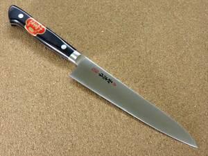 関の刃物 ペティナイフ 15cm (150mm) VG-1 V金1号 ステンレス系高炭素鋼 共口金 果物包丁 野菜 果物の皮むき 小型両刃 プロ仕様 日本製
