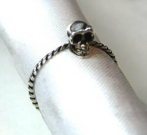 [T's] SR1114 Ring Silver 925 Ring Ring No. 11 Dococcal