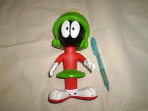 レア ワーナー マービン ソフビ 人形 カートゥーン バックスバニー フィギュア figure doll 雑貨 海外キャラクター レトロ marvin