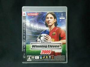 Winning Eleven 2009 PS3 ソフト