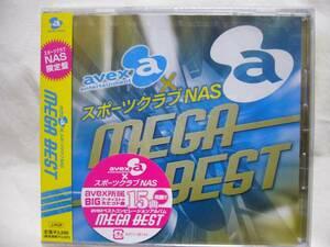 新品 希少 avex-NAS MEGA BEST m-flo SPEED SHANADOO AAA hitomi