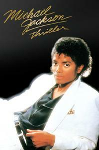 ◆】PP-31864【マイケルジャクソン】スリラー【ポスター新品
